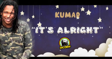 KUMAR regresa con IT´S ALRIGHT